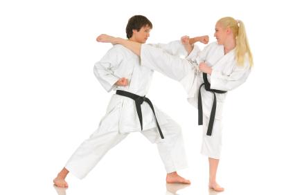 Teen movies the karate