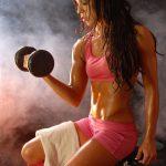 Apprenez les secrets Fitness d'Adriana Lima