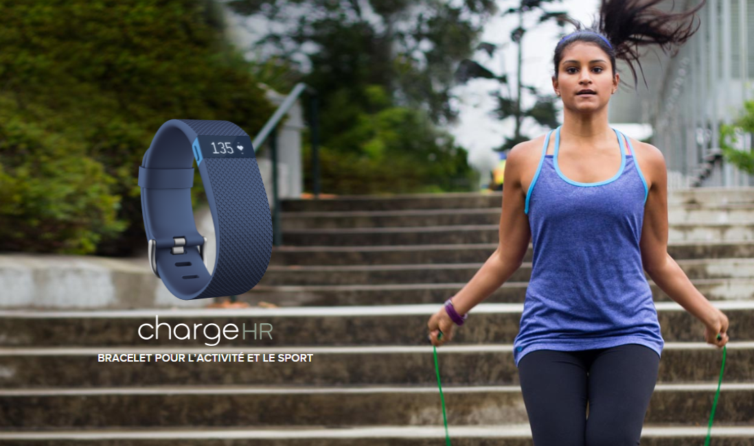 Bracelet-Fitbit-Charge-HR