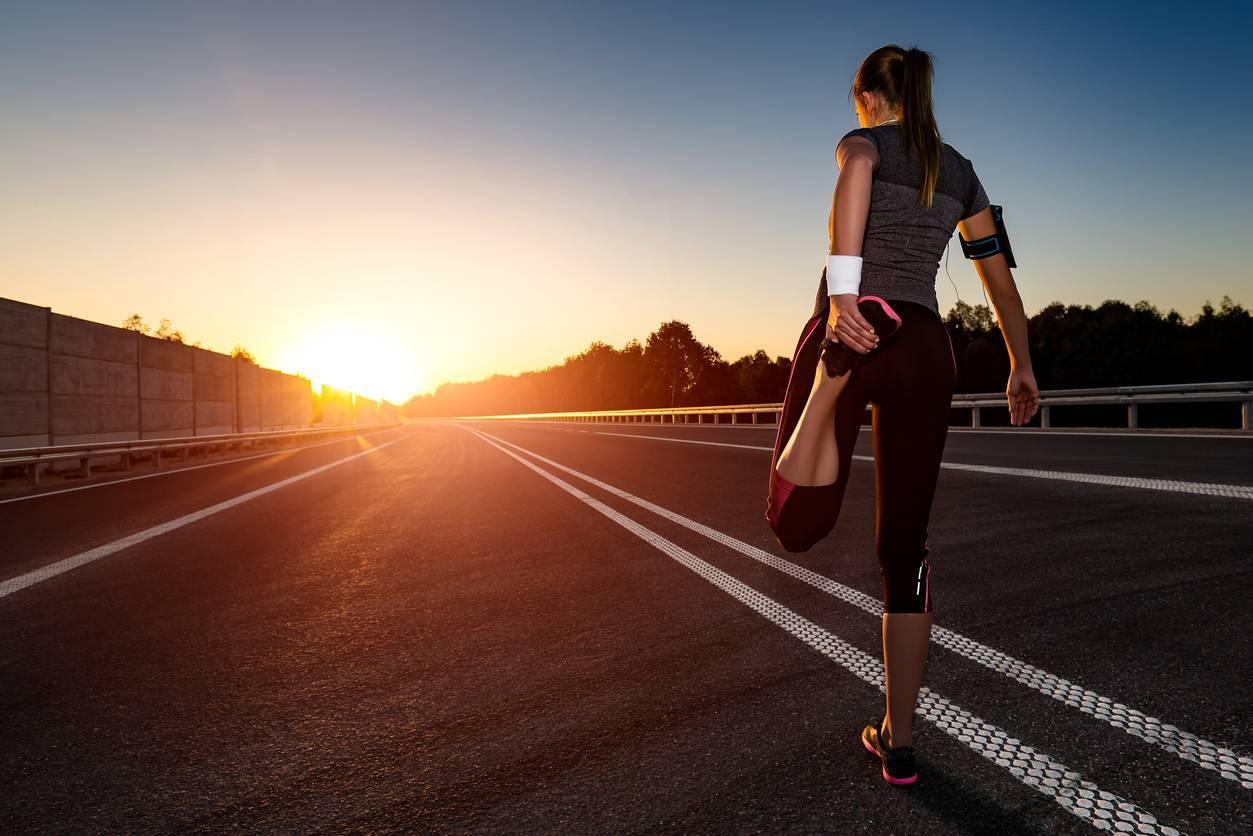 tenue running sport